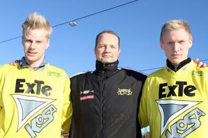 Foto: Leif Sundell   Säsongen 2012/13 var Ljusdals BK tillbaka i elitserien – då med Björn