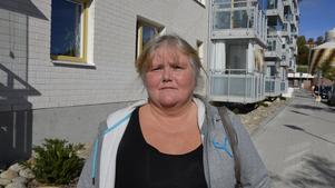 Ingela Johansson, 52, undersköterska, Sundsvall: