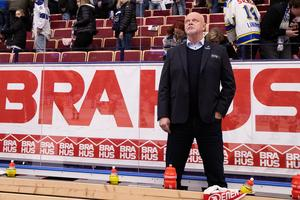 LIF-tränaren Roger Melin. Foto: Bildbyrån