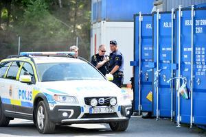 Den omfattande polisinsatsen i Taberg pågick från onsdag kväll till fredag morgon.