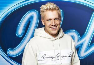 Härnösandsbon Gottfrid Krantz stöd ökar inför fredagens Idol på TV4. Foto: TV 4
