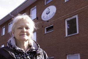 Mona Engqvist, som jobbat på Gullvivan i över 20 år, beundrar de anhöriga som orkat igenom de senaste månaderna:
