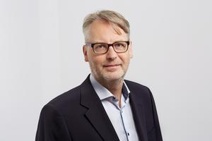 Johan Nilsson är kund och marknadschef på företaget Bankomat – som sköter uttags- och insättningsautomater åt svenska banker. Foto: Pressbild.