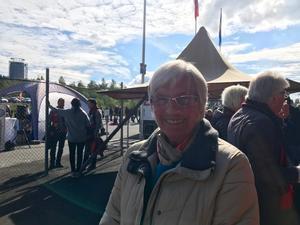 Ulla Jonsson, 80 år, pensionär, Järpen.