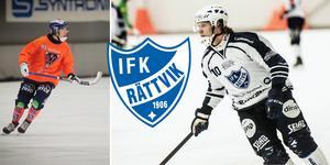 Oskar Lundgren är tillbaka i Rättvik efter en säsong i elitserien med Bollnäs. Foto: Andreas Tagg och Marcus Simm
