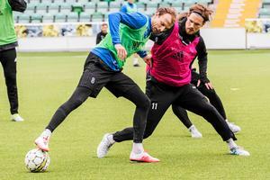 Lars Gerson och Sebastian Rajalakso är två spelare från fjolårets trupp som inte kommer spela för GIF Sundsvall kommande säsong.