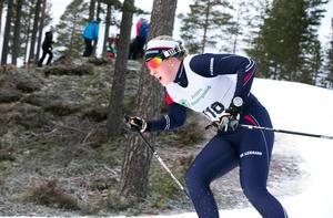 Sofie Oskarsson fortsätter sin satsning i IFK Mora.