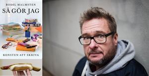 Kristian Lundberg om ett möte med Bodil Malmsten och konsten att skriva.Foto: Modernista/TT