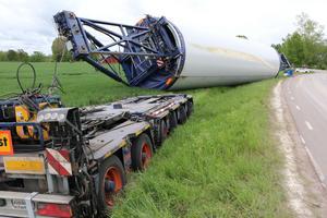 Torndelen i Kvistbro ska bärgas och transporteras till Danmark meddelar nu Stena Renewable som beställt 16 vindkrafverk av företaget Vestas.