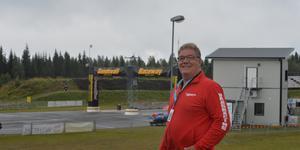 Göran Svensson, ordförande SHRA, tycker att även om vädret ställde till det under söndagen så blev det en bra tävling.