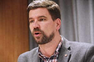 Doroteabor får behålla sex kronor mindre per intjänad hundralapp än folket i Solna – något Markus Evensson anser är  djupt orättvist.