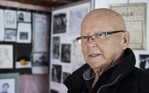 Erik Hildingsson minns när hans far guidade VIP-gäster under Hälsingehambon.