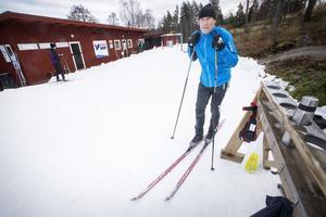– Klisterföre, säger Sten Edström från Gävle.