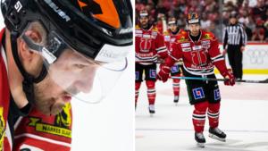 """Fick matchstraff efter klubba mellan benen – nu anmäls Rissanen: """"Jag lider lite med honom"""""""