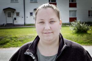 Denise Nordström, 26 år, arbetssökande, Årsunda.