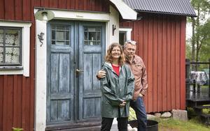 Helena och Per-Olov Hammarström.