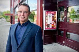 Ralph Lindberg säger att det kommer att visas filmer på Folkets Hus även i fortsättningen.
