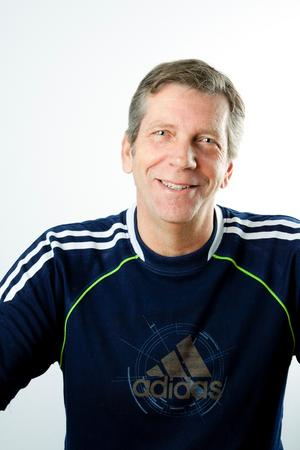 Roland Bärtilsson, sportjournalist.
