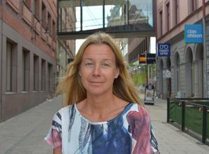 Anna Fürst, stabschef Barn- och utbildningsförvaltningen vid Sundsvalls kommun.