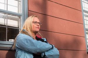 Hanna Westman, ordförande i Salas Bästa.
