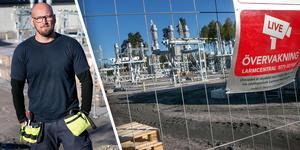 Bygget av ett nytt ställverk i Höljebro har under en tid drabbats av upprepade stölder av koppar. För att förhindra fler stölder har arbetsplatsen utrustats med övervakningskamera, vilket gett effekt.