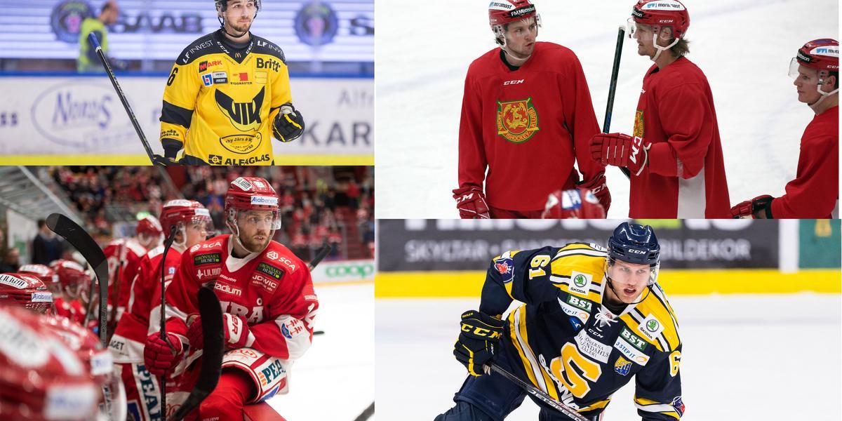 Hockeyallsvenskan tillbaka i september – förutsatt att publik tillåts