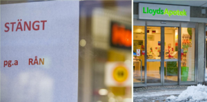 Rånen i centrala Köping i början av december verkar uppklarade. En man i 35-årsåldern döms för rån, rånförsök, misshandel och narkotikabrott.