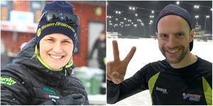 Johanna Pettersson och Patrik Allansson-Roos. Foto: Arkiv