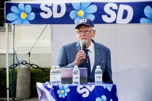 Bert Skoglund (SD), Härnösand.
