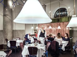 Matt Wilkes och Urban Standar, två matkreatörer från Nynäshamn, blir stockholmsrestaurang Luzettes gästartister i två dagar i oktober. Foto: Tomas Oneborg