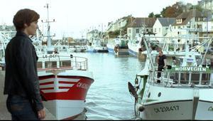 """Alix Delaporte växte upp i ett fiskarsamhälle och fiskarna var hennes hjältar. I hennes debutfilm """"Kärlek i Normandie"""" har yrkesgruppen en framskjuten position."""
