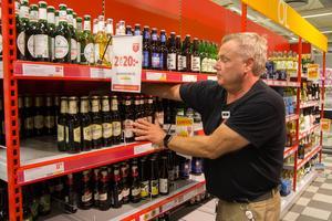 Det alkoholfria alternativet blir alltmer populärt menar Peter.