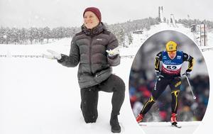 Hanna Falk lämnar Falun. Foto: Rickard Pettersson och Nisse Schmidt