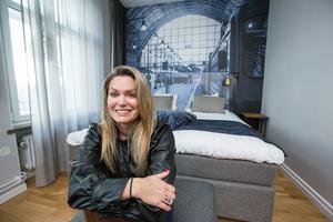 Rummen ska modifieras med personliga detaljer, berättar Hanna Wellander.