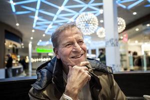 Janne Westerlund blir glad när han pratar om tiden i Friska Viljor.