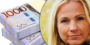 Monica Lundin (L) vill utreda ett ridhus i Norr Amsberg.