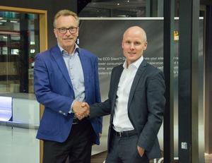 Mats Engblom sitter kvar i Cibes styrelse när Per Lidström tar över som vd.