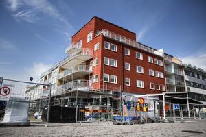 Den dyraste lägenheten i Brf Årummet, takvåningen, kostade 4,4 miljoner.