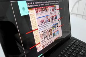 Nio av tio tillfrågade kunde inte skilja på vad som är redaktionella nyheter och vad som är en ny typ av annonsformat. Det här bevisar vikten av källkritik, menar forskarna.