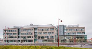Huskvarna stadshus - HMXW arkitekter/ICA & Tekniska kontoret, fastighetsavdelningen