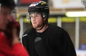 Alexander Pettersson ser fram emot att jaga vidare mot allsvenskan nästa säsong.