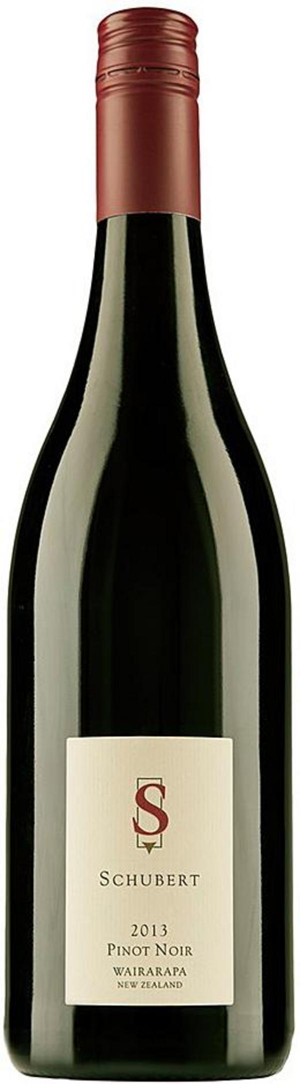 Schubert Pinot Noir.