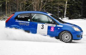 Jari Liiten leder SM-sammandraget efter den inledande tävlingen i Vännäs – en seger han tog på ett imponerande sätt. Arkivbild: Kurt Eliasson
