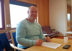 Sven Johansson, Westbopartiet.