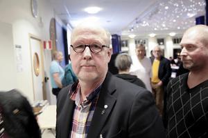 SD:s länsordförande Benny Rosengren.