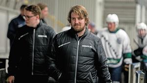 Tränare Sebastian Varjomaa tror att Fagersta AIK kan fortsätta växa i slutet av grundserien.