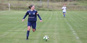 Emelie Valfridsson öste in mål för Häverödal under säsongen 2019