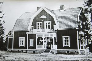 Den här bilden är tagen 1925.