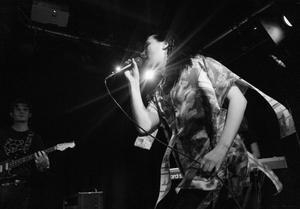 """Bjoern gjorde sin första solokonsert på Obaren den 23 januari på releasefesten för debutsingeln """"Why"""". Foto: Marcus Nystrand"""
