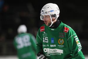 Hammarbys ordförande bekräftar att klubben och Christoffer Fagerström står långt ifrån varandra just nu.